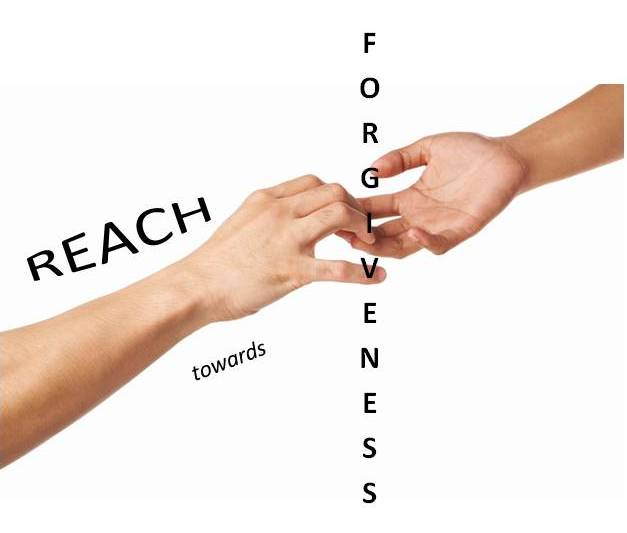 Reaching Towards Forgiveness