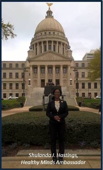 Talking Mental Health withLegislators