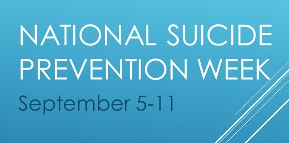 National Suicide Prevention Week