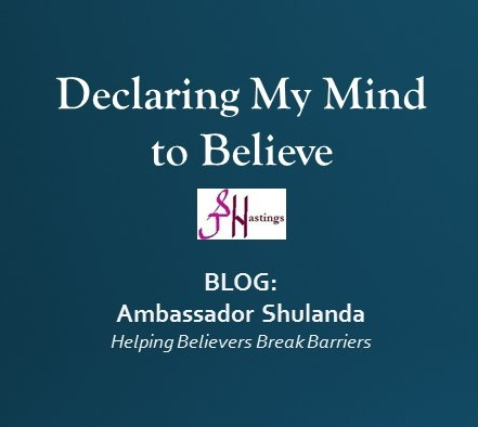 Declaring My Mind to Believe