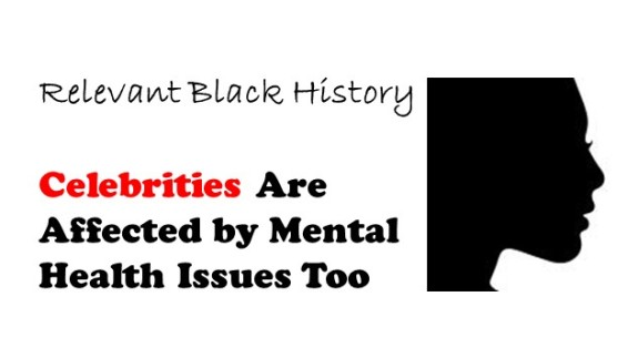 Black Celebrities Affected by a Mental Disorder
