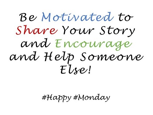 Let Your Story Motivate SomeoneToday