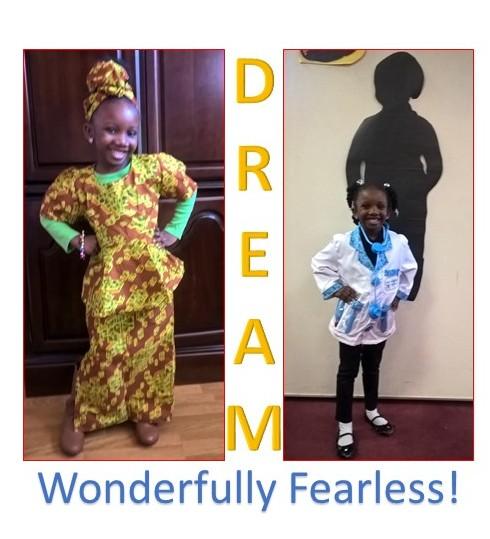 Wonderfully Fearless!