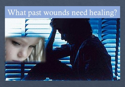 Wounds That Only God Can Heal