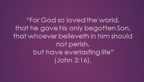 God's Saving Love in Christ