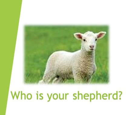 God as Our Shepherd