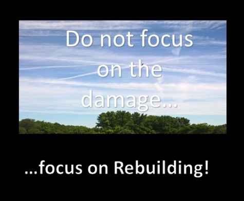 Rebuilding in the Midst of Devastation