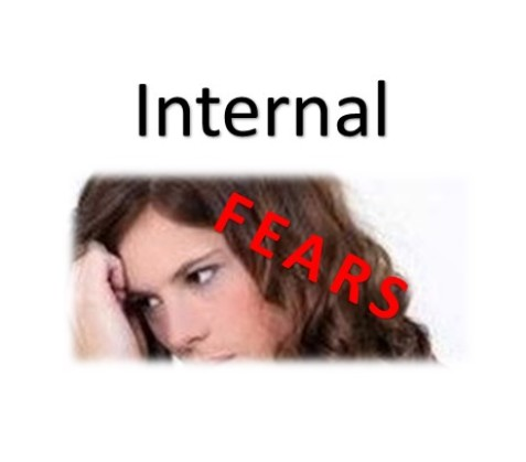 What Fears Are Holding YouBack?