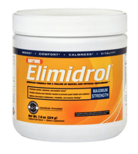 Elimidrol Used as a Mood Enhancer